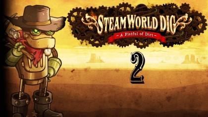 SteamWorld Dig 2 – Первый трейлер