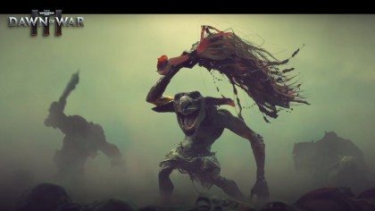 Warhammer 40,000: Dawn of War III – Фракция «Орки»: Юниты, Герои, Механики (Геймплей) [RU]