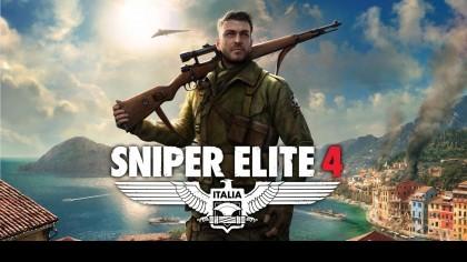 Sniper Elite 4 – 25 минут прохождения игры (Геймплей)