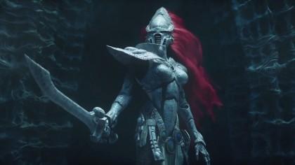 Warhammer 40,000: Dawn of War III – Прохождение сюжетной миссии за фракцию «Эльдары» (Геймплей) [RU]