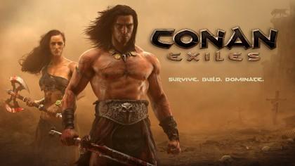Conan Exiles – 55 минут прохождения игры «Мир игры и его история»
