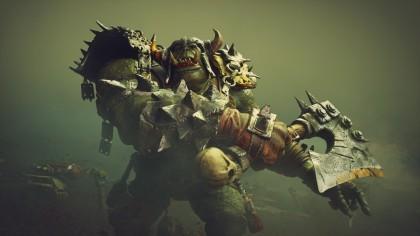 Warhammer 40,000: Dawn of War III – Прохождение одной миссии за фракцию «Орки» (Геймплей) [RU]