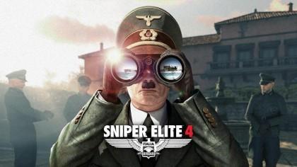 Sniper Elite 4 – Новый геймплей