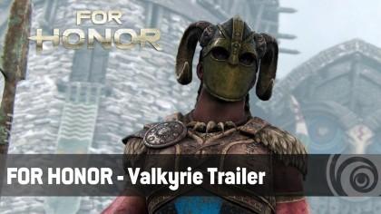 For Honor – Трейлер нового героя «Валькирия» (На русском)