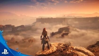 Horizon: Zero Dawn – Второй новый геймплей с выставки «Taipei Game Show 2017»