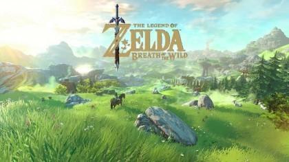The Legend of Zelda: Breath of the Wild – Новый официальный трейлер