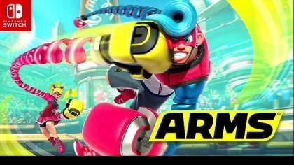 Геймплей - ARMS – 9 минут игрового процесса