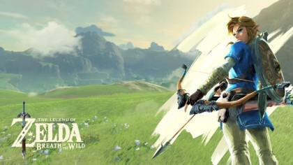 The Legend of Zelda: Breath of the Wild – Начало игры (демонстрация геймплея)