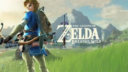 Геймплей -  The Legend of Zelda: Breath of the Wild – Графическое сравнение игры на Switch и Wii U