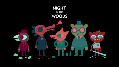 Night In The Woods – Трейлер с датой выхода