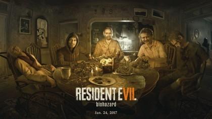 Resident Evil 7: Biohazard – Новый рекламный трейлер «Добро пожаловать в семью»