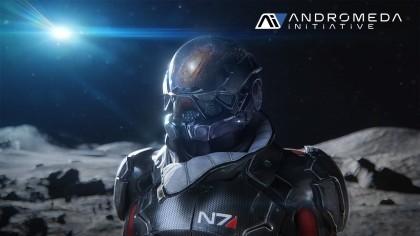 Mass Effect: Andromeda – Новый геймплей «Инициатива Андромеда – Буря и Номад»