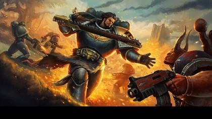 Трейлеры -  Warhammer 40,000: Space Wolf – Русский тизер-трейлер
