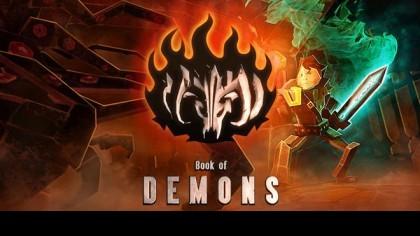 как пройти Book of Demons видео