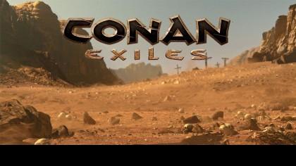 Conan Exiles – Демонстрация мира игры