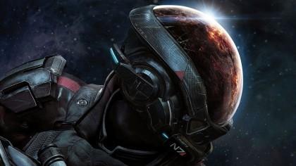 Mass Effect: Andromeda – Новая демонстрация c «CES 2017»