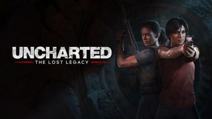Uncharted: The Lost Legacy – Первый геймплей (На русском)
