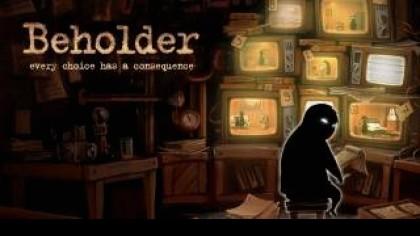 как пройти Beholder видео