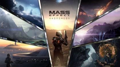 Mass Effect: Andromeda – Официальный трейлер игрового процесса