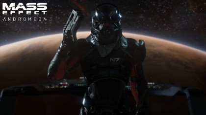 Mass Effect: Andromeda – Трейлер «Вступайте в Инициативу «Андромеда»