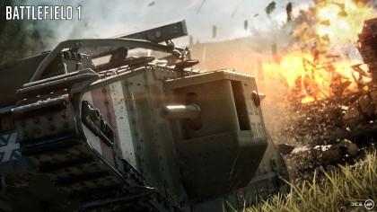 Battlefield 1 – Демонстрация геймплея одиночной кампании (сингплеера)