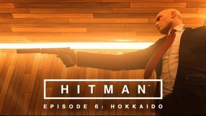 Hitman 6 – Тизер-трейлер «Эпизода 6: Хоккайдо» [RU]