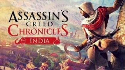 как пройти Assassin's Creed Chronicles: India видео