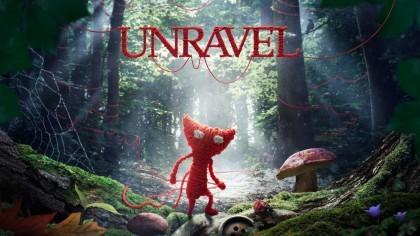 как пройти Unravel видео