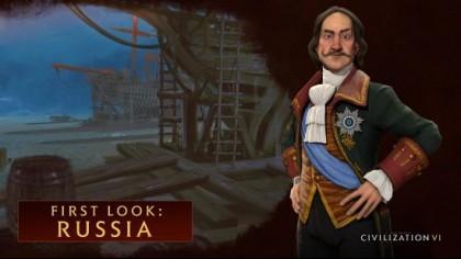 Sid Meier's: Civilization VI – «Россия»: геймплей, первый взгляд, игровой процесс [RU]