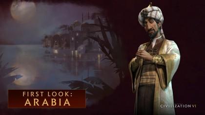 Sid Meier's: Civilization VI – «Аравия»: геймплей, первый взгляд, игровой процесс [RU]
