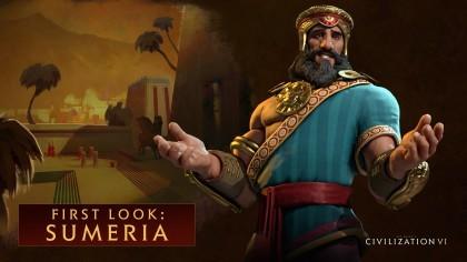 Sid Meier's: Civilization VI – «Шумеры»: геймплей, первый взгляд, игровой процесс [RU]