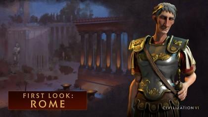 Sid Meier's: Civilization VI – «Рим»: геймплей, первый взгляд, игровой процесс [RU]