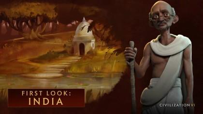 Sid Meier's: Civilization VI – «Индия»: геймплей, первый взгляд, игровой процесс [RU]