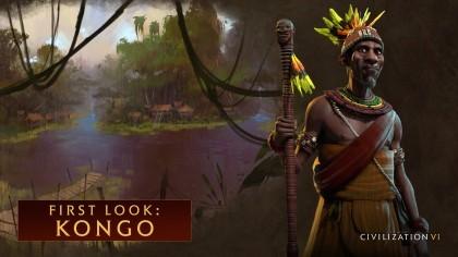 Sid Meier's: Civilization VI – «Конго»: геймплей, первый взгляд, игровой процесс [RU]