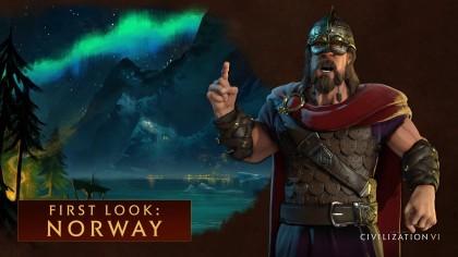 Sid Meier's: Civilization VI – «Норвегия»: геймплей, первый взгляд, игровой процесс [RU]
