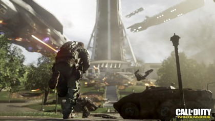 Call of Duty: Infinite Warfare – Дебютный трейлер мультиплеера