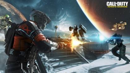 Call of Duty: Infinite Warfare – Более подробный ролик о мультиплеере