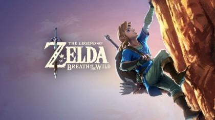 The Legend of Zelda: Breath of the Wild – 4 минуты игрового процесса новой «Зельды»