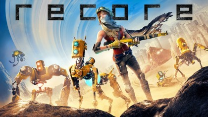 ReCore – 15 минут игрового процесса