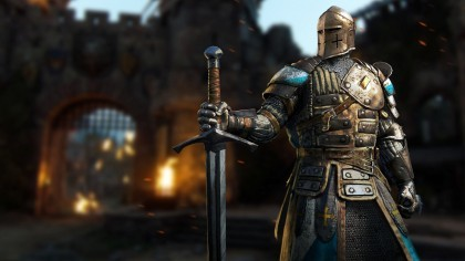 For Honor – Трейлер рыцаря «The Warden»