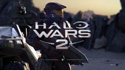 Halo Wars 2 – 17 минут игрового процесса с «Gamescom 2016»