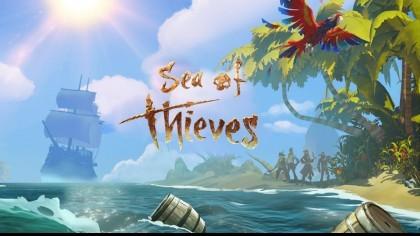 Sea of Thieves – 12 минут игрового процесса с «Gamescom 2016»