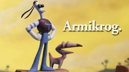 Armikrog – Трейлер в честь релиза на PlayStation 4