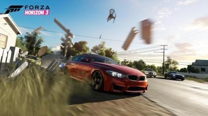 Forza Horizon 3 – 30 минут игрового процесса с «Gamescom 2016»