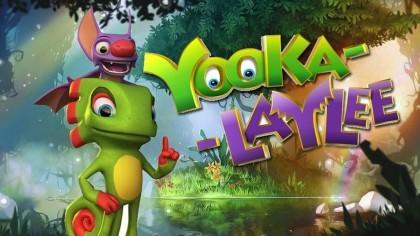 Yooka-Laylee – 6 минут игрового процесса с «Gamescom 2016»
