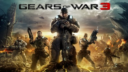 прохождение Gears of War 3