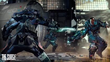 The Surge – 15 минут игрового процесса с «Gamescom 2016»