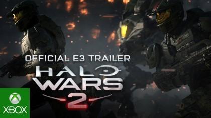 Halo Wars 2 – Официальный трейлер с Е3 2016