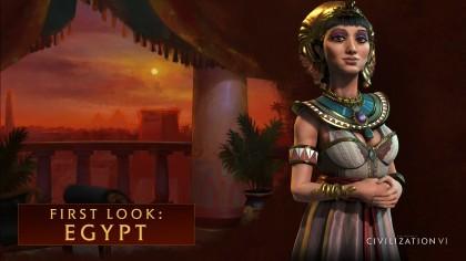 Sid Meier's: Civilization VI – «Египет»: геймплей, первый взгляд, игровой процесс