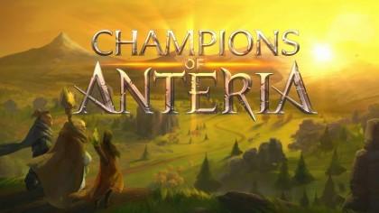 Champions of Anteria – Дневники разработчиков [RU]